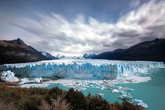 Calafate.8 (G.Paskudzki) Tags: perito moreno glacier ice water mountains sky long exposure