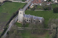 North Creake St Mary's church aerial view (John D F) Tags: northcreake church aerial norfolk eastanglia aerialphotography aerialimage aerialphotograph aerialimagesuk aerialview droneview viewfromplane britainfromtheair britainfromabove hirez hires highresolution hidef highdefinition