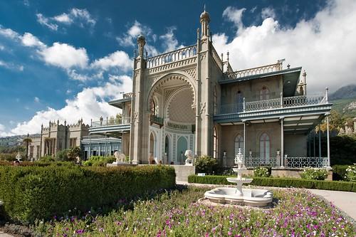 Vorontsov Palace Ukraine