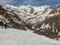 Ghiacciaio del Lys (gbistoletti) Tags: italia valdaosta gressoneylatrinité sci neve alpi inverno nuvole panorama