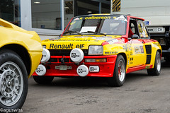 Renault 5 Turbo Sport Group 4 (aguswiss1) Tags: renault5turbosportgroup4 renault 5 turbo sport group 4 sportscar racecar rally fastcar racer cruiser switzerland auction