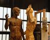 Scuoiati (Renato Morselli) Tags: magazzino teatrocomunaledibologna store scuoiati senzapelle copie man uomini props attrezzeria teatro theatre sculture sculpture