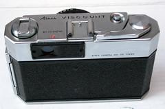 IMG_3104 (zaphad1) Tags: aires viscount 1959 rangefinder range finder 35mm film old manual camera f28 45cm 28 lens q coral aries