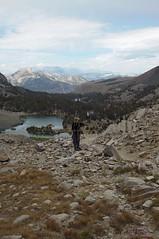 DSC06462 (intothesierra) Tags: convictlake owensriver owensrivergorge mammothlakes lake duckspass sierras fishing hiking nature backpacking