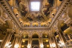 20170419_palais_garnier_opera_paris_85n85 (isogood) Tags: palaisgarnier garnier opera paris france architecture roofs paintings baroque barocco frescoes interiors decor luxury