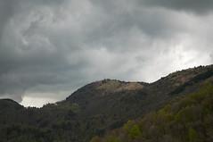 (Tokil) Tags: clabuzzaro drenchia udine italia italy italija friuliveneziagiulia border meja slovenija mountain gora julijskealpe julianalps alpigiulie nature narava clouds oblaki storm nevihta wood les gozd rain dež colors barve landscape pokrajina colovrat kolovrat nikond90