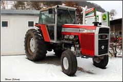 Massey Ferguson MF 2745 (Werner_Schmutz) Tags: masseyferguson mf2745 traktor tractor schlepper oldtimer v8