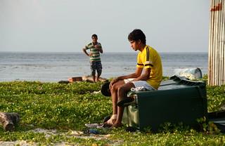 Mahibadhoo / މަހިބަދޫ (Maldives) -