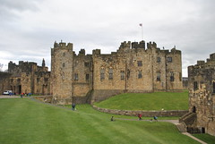 DSC_6612 (nordic lady) Tags: alnwick castle harry potter sightseeing england alnmouth holidays easter 2017