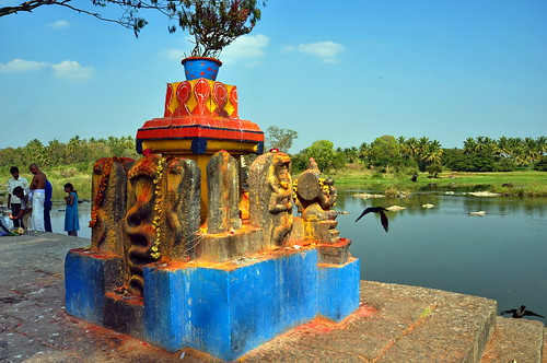 india karnataka srirangapatna ceremonyatriver asienmanphotography