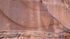 Triangle body figures (Udink) Tags: moab canyonlands canyonlandsnationalpark utah grandcounty
