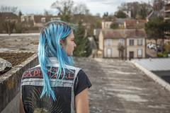 _MG_3356 (LennyW) Tags: urbex france girl blue hair city canon 5d 5 d mark 2 ii mk2 mkii 2880 28 80 f3556 f35 35 f56 56 usm electric model digital eos
