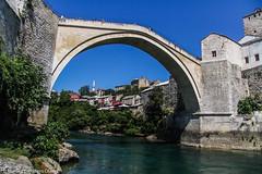 IMG_2840Web.jpg (mescolano) Tags: bosnia hercegovina herzegovina bosna yugoslavia balkans balcanes easterneurope europa este ottoman architecture otomano arquitectura city ciudad urban urbano puente bridge landmark famous famoso