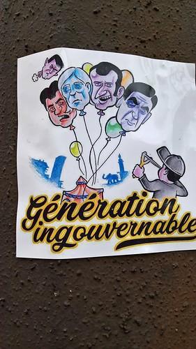 génération ingouvernable
