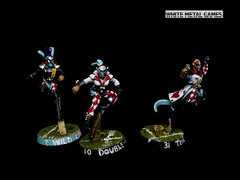 Harlequin High Elves (whitemetalgames.com) Tags: harlequin harlequins high elf elves mistweaver saih counts proxy warhammer age sigmar 40k 40000 000wmgwhitemetalgameshobbycommissionpaintedpaintingserviceservicesraleighnc ncraleighnorthcarolinacommissionservice painted painting blood bowl team