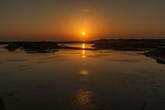 sunset (Luis_Garriga) Tags: sunset puestadesol pacifico mar oceano sea sky cielo naranja colores color chile copiapó