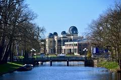 The Old Leiden Observatory (Michiel2005) Tags: sterrewacht observatory oudesterrewacht sterrenwacht observatorium leiden nederland netherlands holland