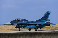 DSC6798 (__nEUROn__) Tags: airplane jasdf mitsubishi f2 tsuikiafb 航空自衛隊 築城基地