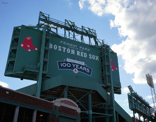 """Fenway Park, Boston • <a style=""""font-size:0.8em;"""" href=""""http://www.flickr.com/photos/52364684@N03/33664693452/"""" target=""""_blank"""">View on Flickr</a>"""