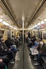 R32 Interior, J Service, New York City Subway (InSapphoWeTrust) Tags: downtownmanhattan lowermanhattan manhattan newyork newyorkcitysubway northamerica usa unitedstates unitedstatesofamerica us