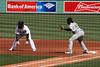 HanRam the first Sox baserunner of the day (ConfessionalPoet) Tags: redsox baseball openingday2017 hanleyramirez firstbaseman 1b baserunner joshbell pittsburghpirates firstbase