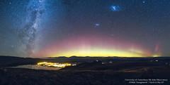 27 March 2017 (Earth & Sky NZ) Tags: 27march march27th 2017 aurora auroraaustralis southernlights yanagimachi astronomy astrophotography mtjohn mtjohnobservatory observatory mtjohnuniversityobservatory earthandsky newzealand nz starlightreserve darkskyreserve aorakimackenzieinternationaldarkskyreserve internationaldarkskyassociation ida mackenziebasin mackenzie aoraki stargazing tekapo