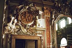 Ca' Zenobio degli Armeni (pisanim1) Tags: palazzo zenobio venezia dorsoduro piano nobile frescoes chandelier murano glass mirror