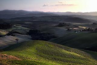 Tuscany Shadows