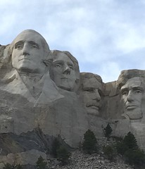 Mount Rushmore National Memorial in South Dakota (Inside & Out Photography) Tags: mountain stone granite monument presidents southdakota mountrushmore vacation destination holiday