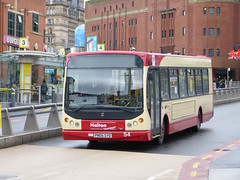 Halton 54 170329 Liverpool (maljoe) Tags: halton haltonboroughtransport haltontransport