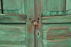 Porte verte Grande Canarie (mlemandat) Tags: porte grandecanarie cadenas