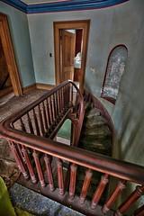 Rose's Farmhouse (39) (Darryl W. Moran Photography) Tags: urbandecay abandonedfarmhouse frozenintime leftbehind oldfarm urbex urbanexploration darrylmoranphotography oldfurniture