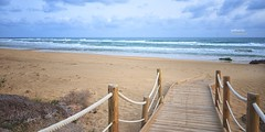 (217/17) Playa Larga (Pablo Arias) Tags: pabloarias photoshop photomatix nxd españa cielo nubes arena mar agua mediterráneo playa playalarga parqueregionaldecalblanque lamanga cartagena murcia