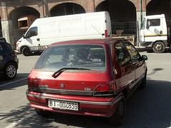 Renault Clio 1.2i Oasis 1995 (LorenzoSSC) Tags: renault clio 12i oasis 1995