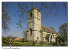 St Hybald's, Hibaldstow, North Lincolnshire (Paul Simpson Photography) Tags: paulsimpsonphotography sthybalds hibaldstow northlincolnshire sonya77 spring april2017 sunshine church religion graves churchtower photoof photosof imagesof imageof churchyard bluesky sunnyday niceweather stonebuilding religiousbuilding england britain