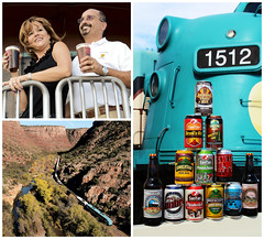 ales on rails autumn verdecanyonrr (Verde Canyon Railroad) Tags: alesonrails october event beer beertasting craftbeers arizonabeers fest verdecanyonrailroad