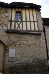 _DSC0400 Beaune, Bourgogne. Hôtel des Ducs de Bourgogne, musée du vin (Marie-Annick Vigne. + 1'000'000. Merci. Thanks) Tags: beaune bourgogne france colombages
