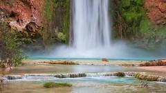 20170411-Havasu-984-Edit (BX's Photos) Tags: havasupai havasu supai falls mooney grand canyon water waterfalls havasucreek havasucanyon arizona turquoise grandcanyon coloradoriver