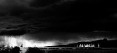 Du vent dans les voiles... (Sabine-Barras) Tags: bw sky ciel nuage clouds lake lac monochrome bnw blackandwhite rain pluie switzerland sailing voiliers bateau boat waterscape suisse