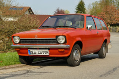 Opel Kadett C Caravan (vwcorrado89) Tags: opel kadett c caravan kombi estate station wagon stationwagon