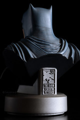 The Dark Knight Returns | Bust | DC Collectibles (leadin2) Tags: dc collectibles batman darkknight dark knight returns bust comics frank miller 2017 30th anniversary canon exclusive