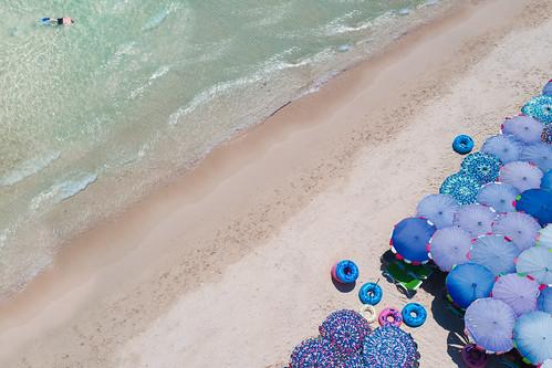 Thailand beach on summer holiday