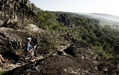 EG_23 (AGATHA BOVEDA AGUIRRE) Tags: za sudafrica expedition race expedicion guarani eg2017 cyanosis ropes abseil bike tobati descend