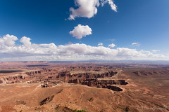 Grand View Point (Mauro Grimaldi) Tags: 2016 usa america canyonland canyonlandnationalpark desert honeymoon nationalpark northamerica ontheroad parchi park southwest travel trip usaontheroad2016 utah valley viaggio west canyon redrocks grandviewpoint