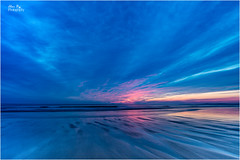 Towards The Rising Sun (allachie9) Tags: blue hour2 sunrise lossiemouth moray morayfirth thebluehour dawn
