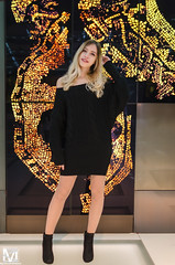 DSC_0737 (marcellomasiero) Tags: beautyshoots blondegirl blackdress indoor nikon nikond7000 slenderlegs italiangirl italianmodel art