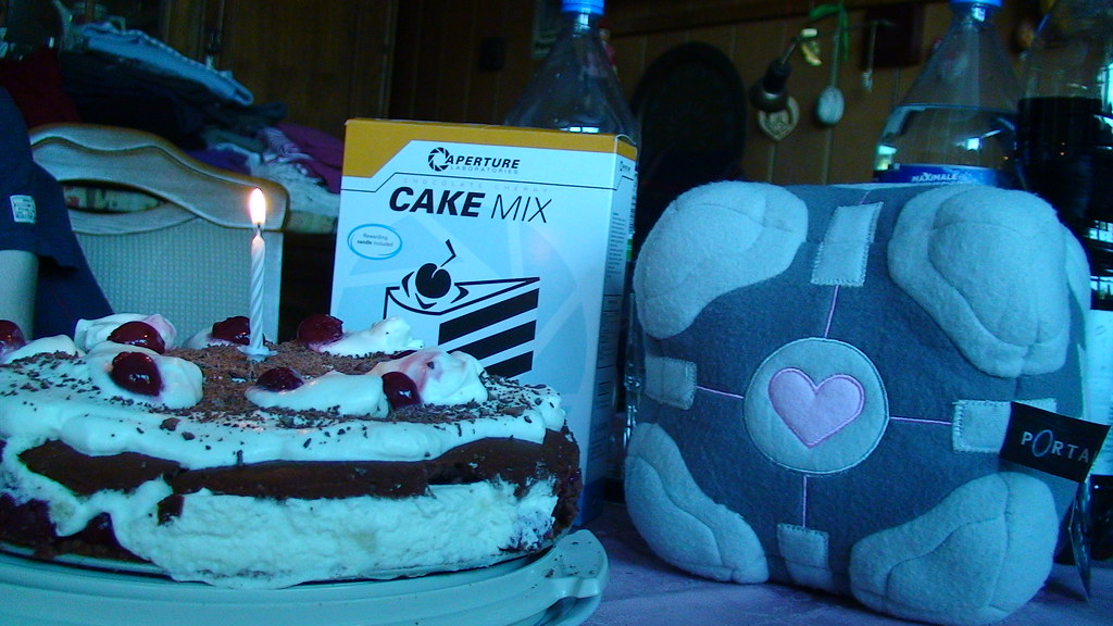 The Worlds Newest Photos Of Cake And Portal Flickr Hive Mind