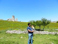Rozafa Castle - Shkodra, Albania (Girl in the Rain) Tags: castle ian albania kanishka shkodra