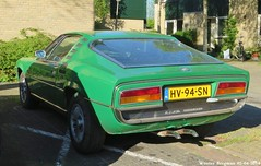 Alfa Romeo Montreal 1975 (XBXG) Tags: auto old italy classic netherlands car vintage italian automobile italia montreal nederland voiture 1975 alfa romeo heemstede alfaromeo paysbas coupe coup ancienne bertone italienne alfaromeomontreal hv94sn 08yd82