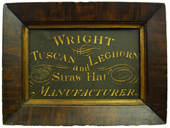 Wright Tuscan Leghorn and Straw Hat Manufacturer (Stephen the Photofan) Tags: texture for all object creative free commons overlay textures creativecommons layer distressed t4l freetexture t4all t4free